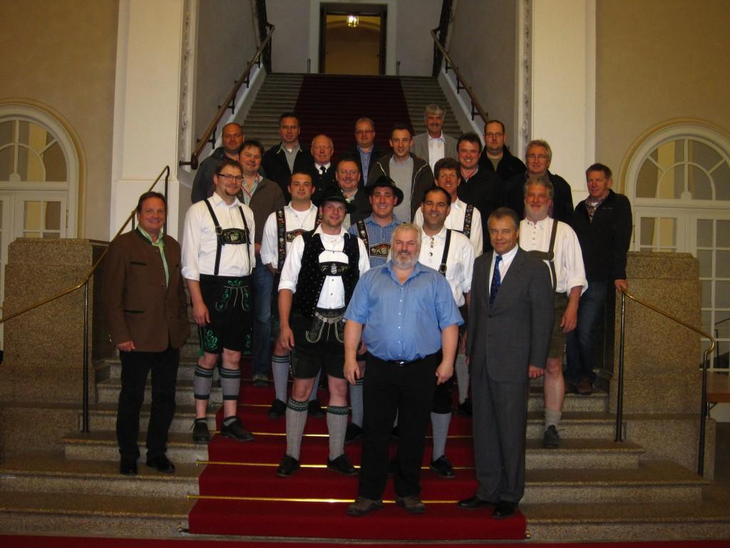 14.05.2014 Feuerwehr und THW aus dem Lkr. Weilheim-Schongau
