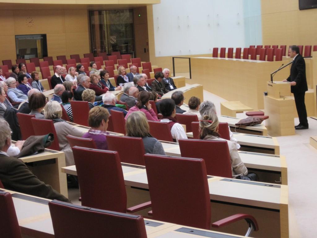 5.11.2014 Kiwanis Club Garmisch-Partenkirchen