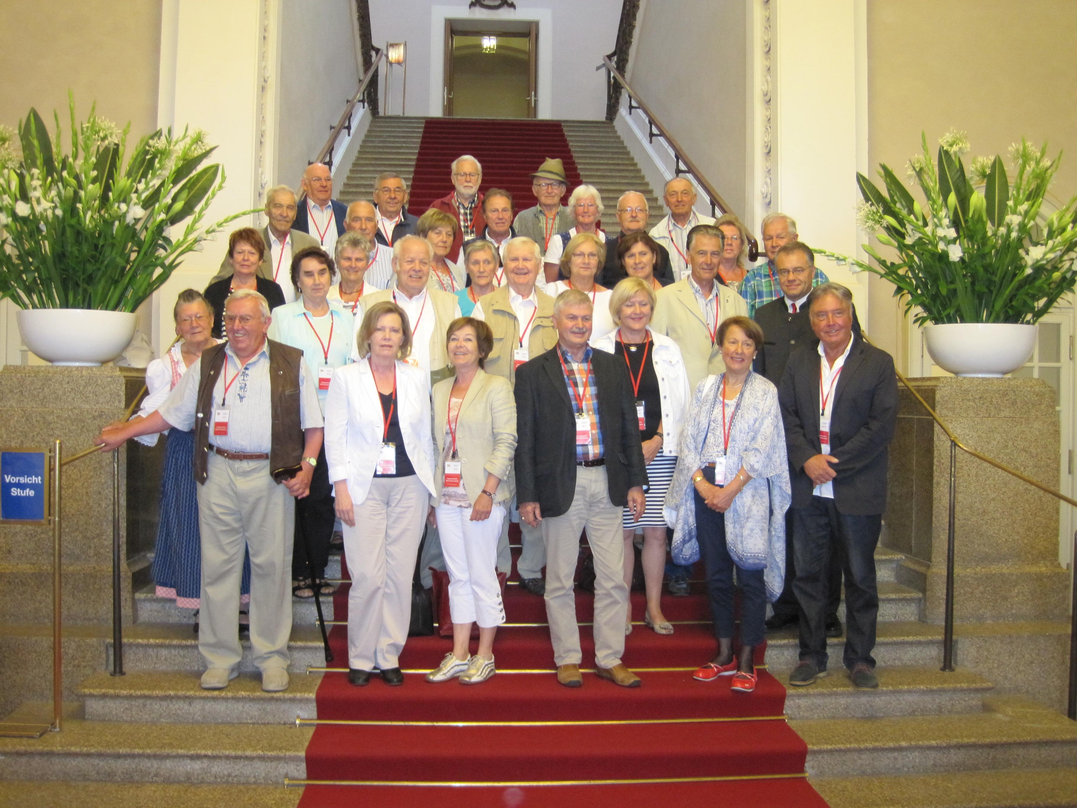 8. Juli 2016, Seniorenunion Weilheim-Schongau
