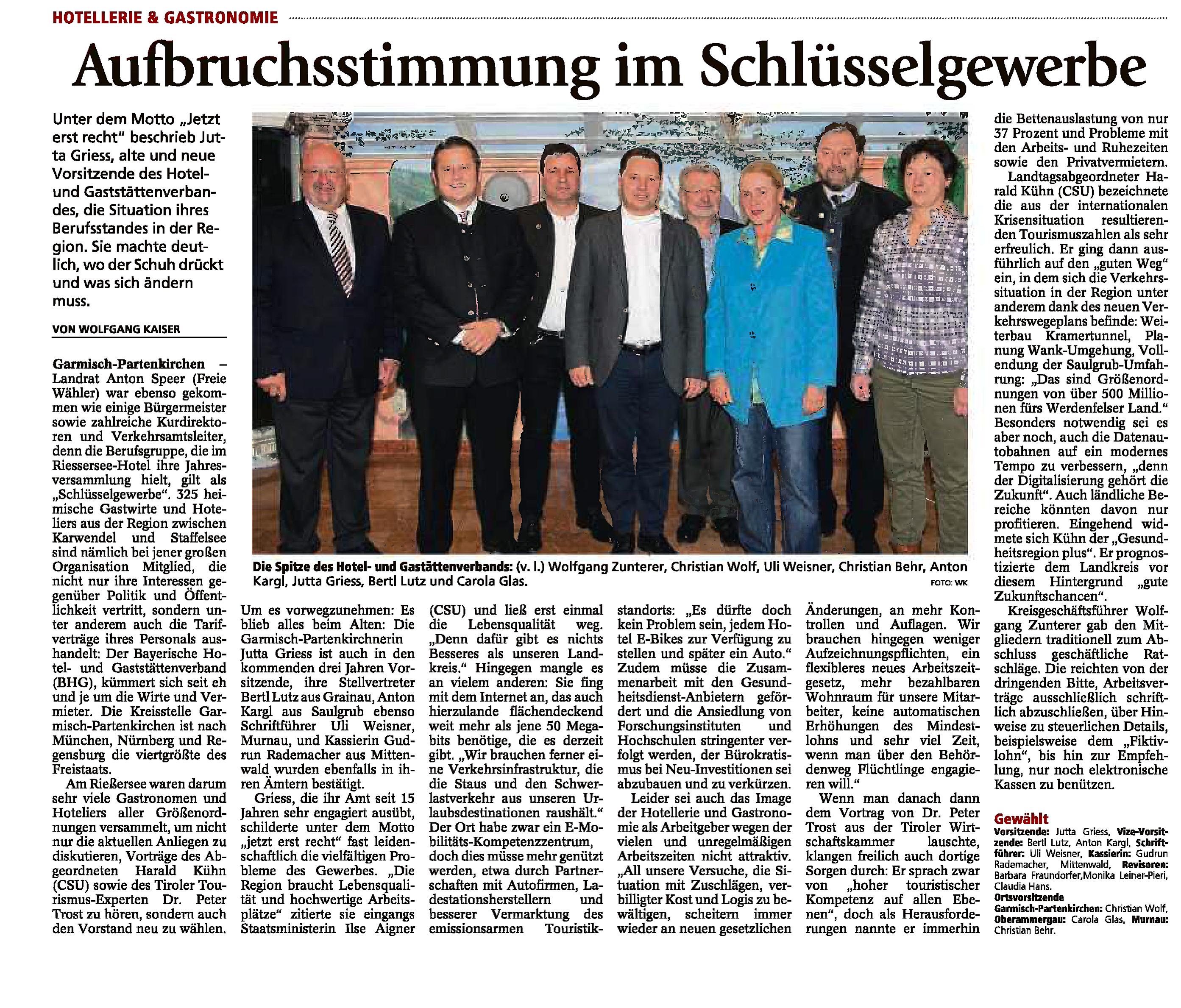 Garmisch-Partenkirchner Tagblatt 14.11.2016
