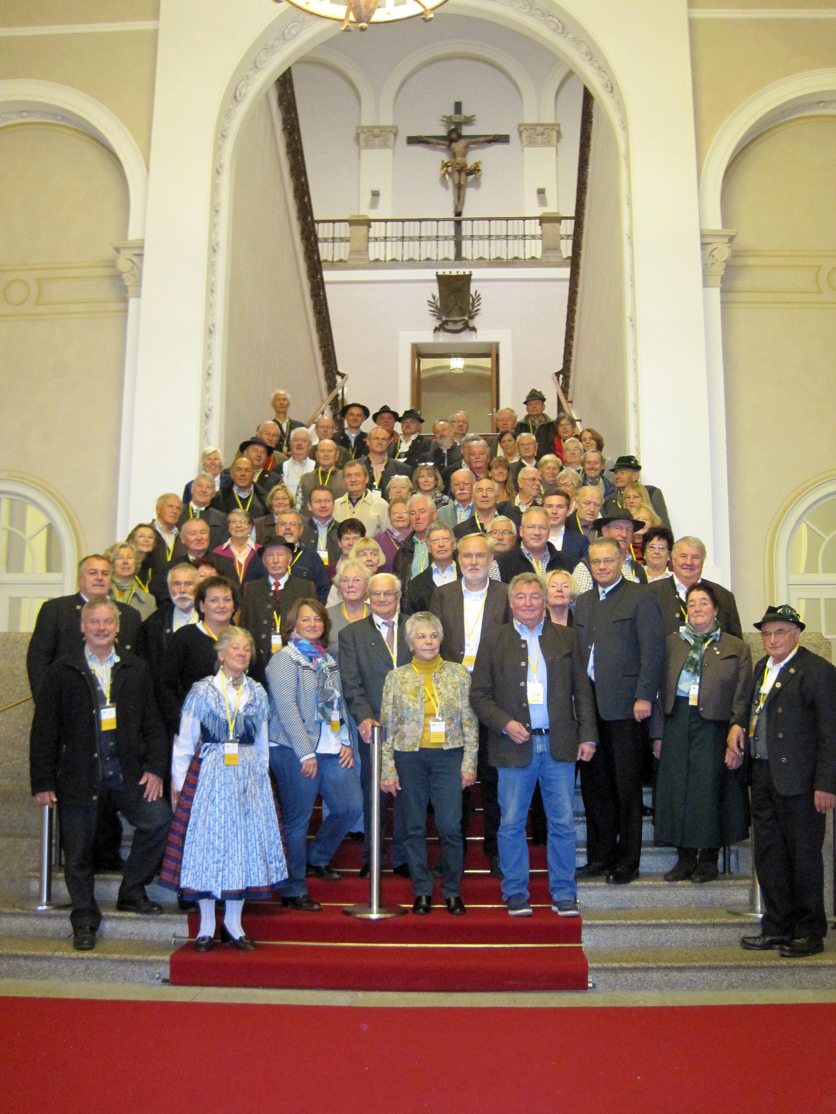 Bürgerinnen und Bürger aus dem Landkreis Garmisch-Partenkirchen, 11.11.2016