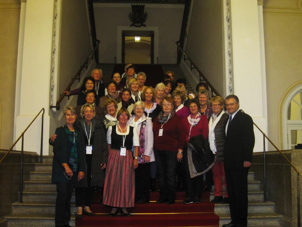 5.11.2014 Frauenunion Peiting