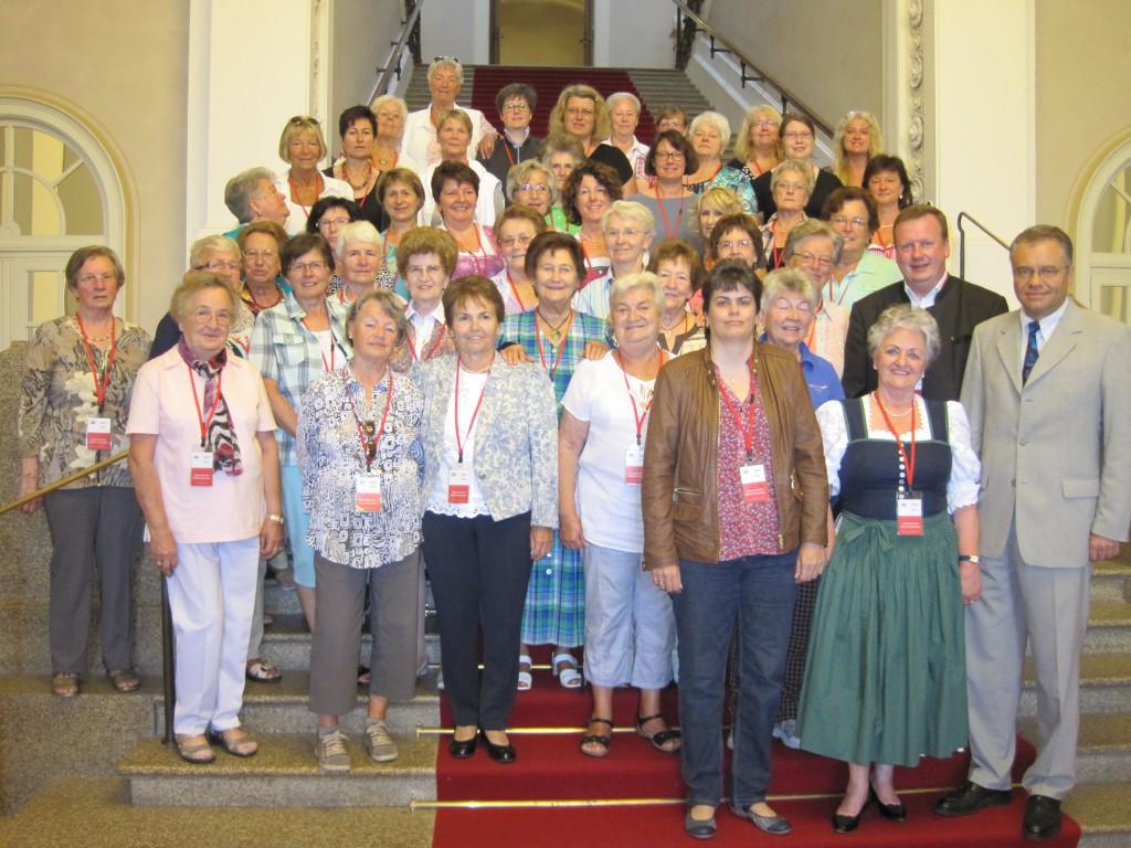 12.06.2015 Katholische Frauengemeinschaft Oberau