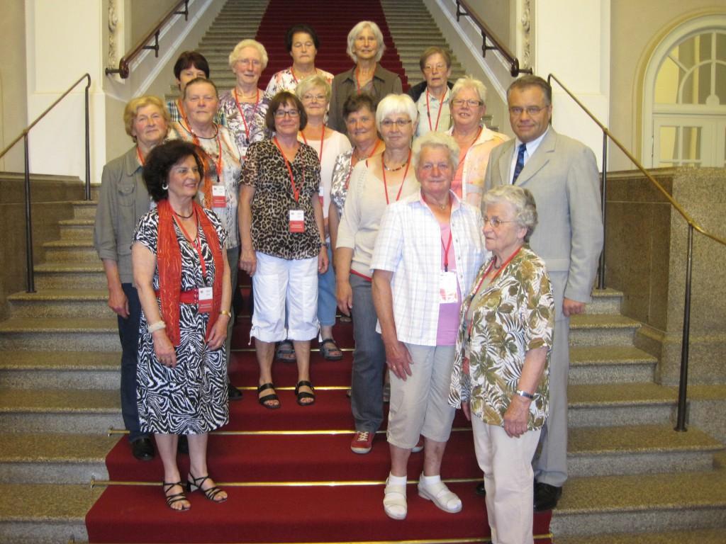 12.06.2015 Katholischen Deutschen Frauenbundes Böbing