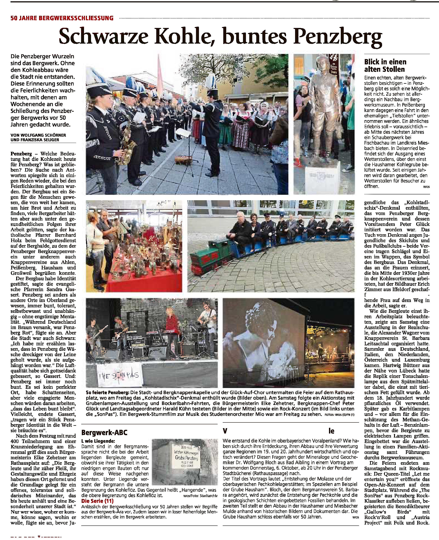 Weilheimer Tagblatt 4.10.2016