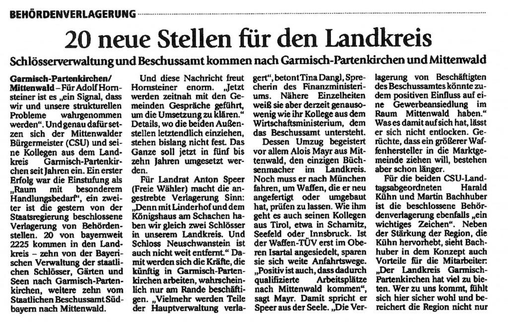 Garmisch-Partenkirchner Tagblatt 5.03.2015